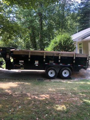 Dump trailer rent for Sale in Lilburn, GA