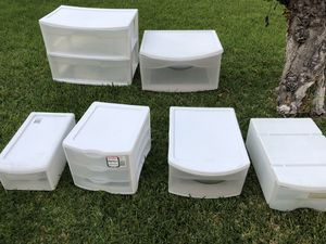 Plastic storage containers for Sale in Los Angeles, CA