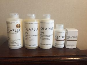 Huge olaplex lot NO3-7 for Sale in Houston, TX