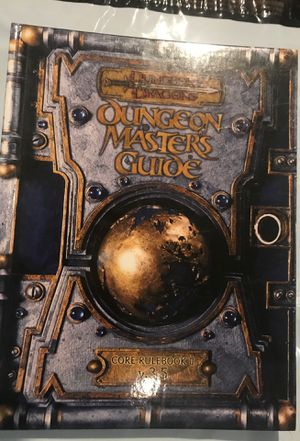 Dungeons and Dragons - Dungeon master guide for Sale in Dunedin, FL