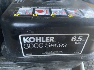 Koehler pressure washer for Sale in Birmingham, AL