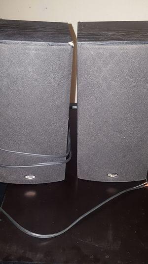 Klipsch bookshelf speakers-3 for $30 for Sale in Phoenix, AZ