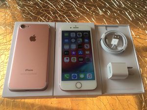 IPHONE 7 128GB FACTORY UNLOCKED EXCELLENT CONDITION!!! for Sale in Des Plaines, IL