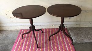 Antique Tables 2 Each Vintage for Sale in Stone Mountain, GA