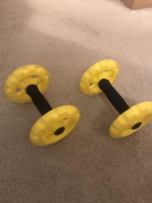 Workout wheels for Sale in Auburn, WA