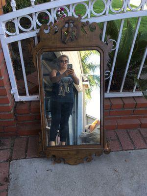 Antique 1944 Albert wine Mirror for Sale in Inglewood, CA