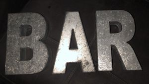 Bar sign letters. for Sale in Hollywood, FL