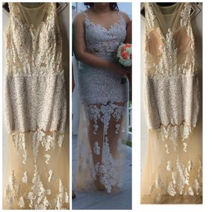 White nude dress for Sale in Baytown, TX