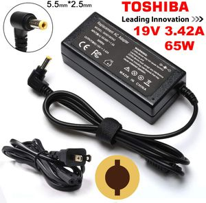 19V 3.42A 65W AC Power Adapter Charger Brick for Toshiba Laptops — 2.5x5.5 Connector for Sale in Chatsworth, CA