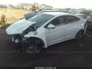 Parting wrecked 2017 Hyundai Elantra for Sale in Phoenix, AZ