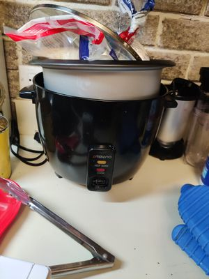 Ambiano 20Qt rice cooker and steamer for Sale in North Riverside, IL