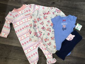 Baby Girl Clothes Bundle for Sale in Laveen Village, AZ
