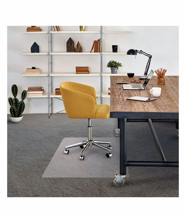 """Office Chair Mat for carpet/rug protection 48""""x30"""""""