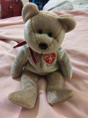 1999 Signature Bear Original Beanie Baby for Sale in West Columbia, SC