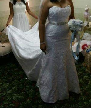 David's bridal wedding dress for Sale in Pembroke Pines, FL