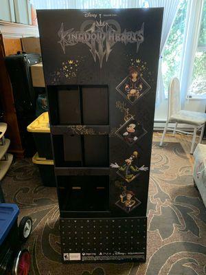 Kingdom Hearts 3 Promo Display for Sale in Everett, WA