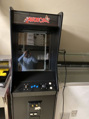 Multi Arcade Machine game classic for Sale in Frisco, TX
