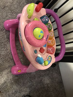 Baby walker/sit to stand toy for Sale in Puyallup, WA