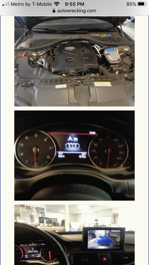 Audi A6 rebuild title for Sale in Graham, WA