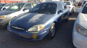 02 Ford Taurus smog on hand for Sale in Las Vegas, NV
