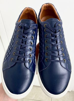 """Direct from MANUFACTURER Brand New Authentic Handcrafted """"LEO FRATTINI'S""""full grain leather sneakers.. ALL SIZES AVAILABLE. WE WILL SHIP IT TO YOU for Sale in Port Richey, FL"""