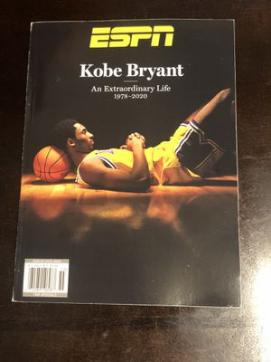New ESPN Kobe magazine. for Sale in La Palma, CA