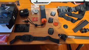 Gopro 7 Black and misc. Accessories for Sale in Glendale, CA