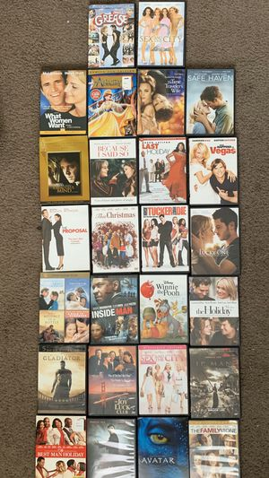 Dvd movie bundle collection for Sale in Industry, CA
