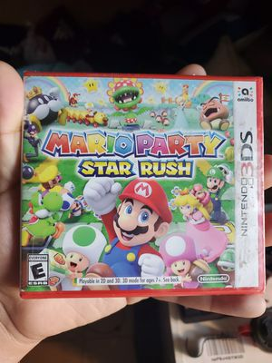 Mario Party for Nintendo 3DS for Sale in Fontana, CA