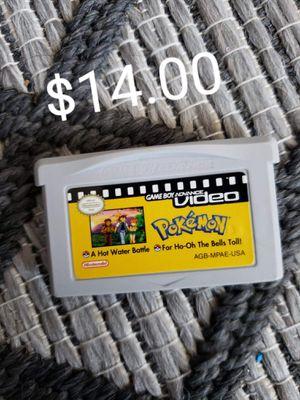 Pokemon movie for Sale in Newburyport, MA