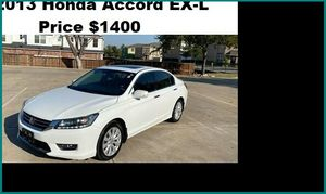 ֆ14OO_2013 Honda Accord for Sale in El Monte, CA