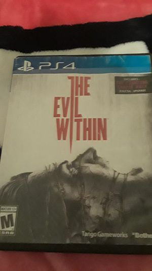 The Evil Within for Sale in Chandler, AZ
