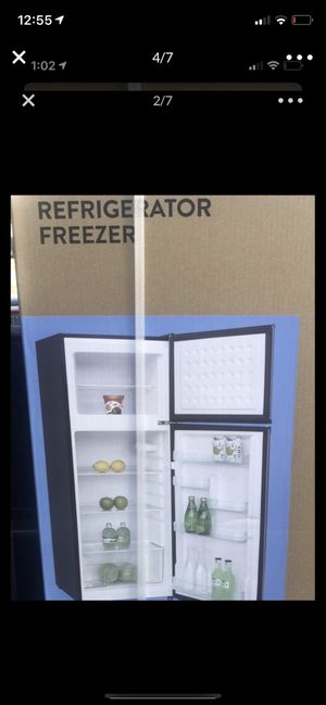 New in box Freezer/refrigerator for Sale in Fresno, CA