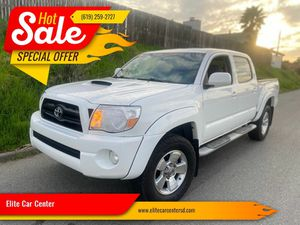 2007 TOYOTA TACOMA TRD SPORT PRERUNNER DOUBLE ÇAB for Sale in San Diego, CA