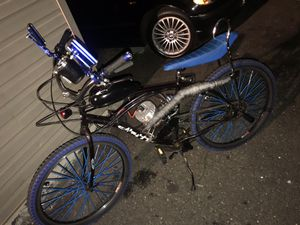 Racing motorized bicycle for Sale for sale  East Newark, NJ