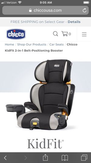 Car seat - like new booster - $60 for Sale in Raleigh, NC