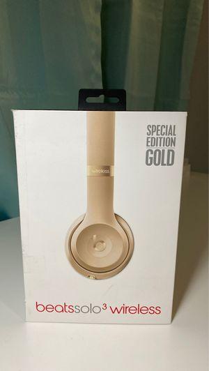 Beats solo 3 wireless for Sale in Buckeye, AZ