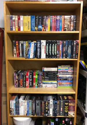 Huge collection dvd tv seasons $5 each for Sale in McKinney, TX