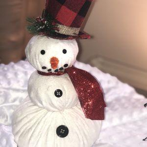 Minky Snowmen for Sale in Pickerington, OH