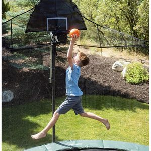 NEW! Jump Slammer Trampoline Basketball Hoop for Sale in Daly City, CA