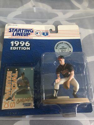 Cal Ripken Jr. 1996 action figure for Sale in Dallas, TX