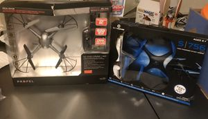 2 brand new drones in the box 📦 for Sale in Houston, TX