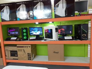 CHRISTMAS PRESENT Gaming Computers BUNDLE Setup From $399+ for Sale in Kennedale, TX