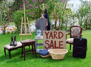 YARD SALE NW 93RD ST & NW 4TH AVE for Sale in Miami, FL