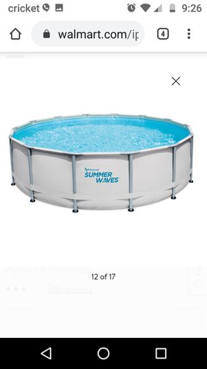 Easy set pool for Sale in Tampa, FL