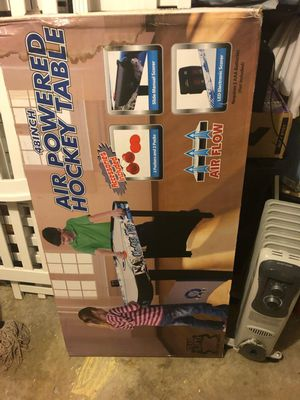 """48"""" Air Hockey Table for Sale in Douglasville, GA"""