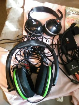 Turtle Beach headsets for Sale in Rocklin, CA