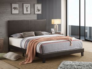 New! Queen Platform Bed for Sale in Archdale, NC