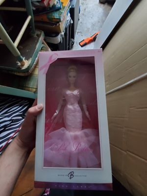 Pink Ribbon Collectable Barbie for Sale in Bensalem, PA