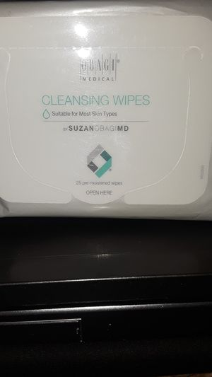 Obagi Cleansing Wipes for Sale in Grosse Pointe, MI
